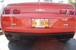 2010 Chevrolet Camaro RS/SS Rear