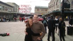 Sophia and Me @ Pike Place Market