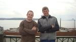Overlooking Puget Sound