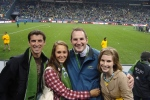 Daylon, Sophia, Me and Hillary