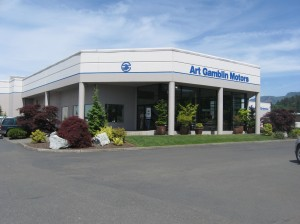 Art Gamblin Motors Main Store