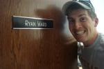 Ryan Ward's Office