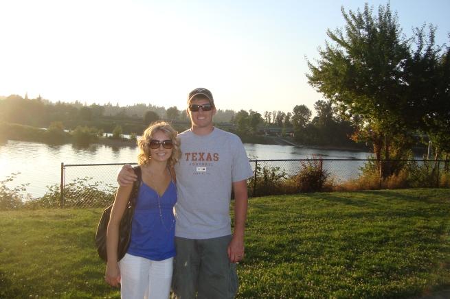 Ryan and Megan Ward