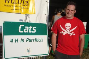 CATS 4-H is Purrfect