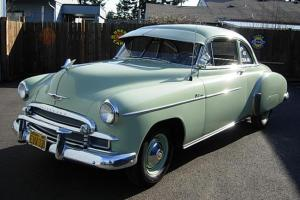 1950 Chevrolet Club Couple 437 Original Miles