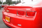 2010 Camaro SS Red