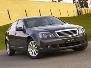 2009 Chevrolet Caprice