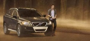 Edward Cullen and Volvo XC60