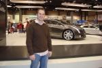2009 Seattle Auto Show Cadillac Converj