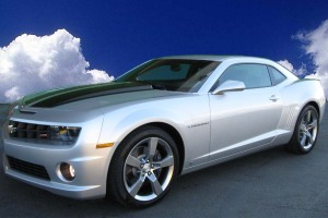 2010 Chevrolet Camaro Silver Art Gamblin Motors