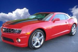 2010 Chevrolet Camaro Red Art Gamblin Motors