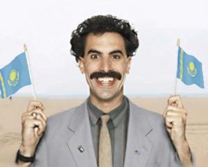 Borat Mustache