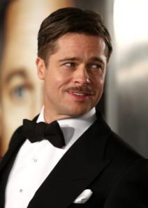 Brad Pitt Mustache
