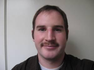 Tyson Gamblin Mustache