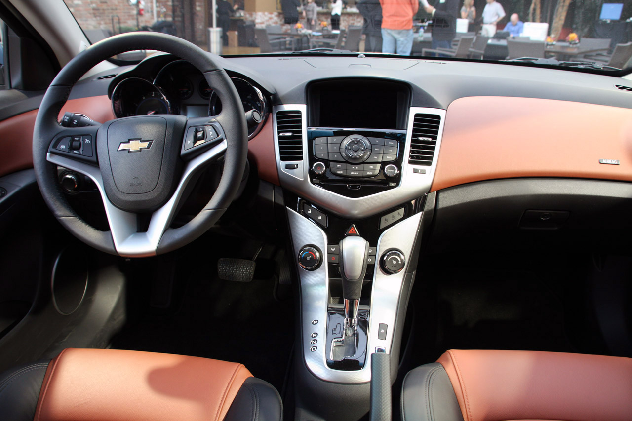 Meet The Chevrolet Cruze