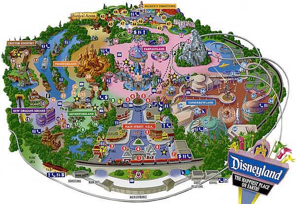 disneyland california logo. to Disneyland