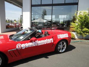 Mutual of Enumclaw Stage Race Pace Car