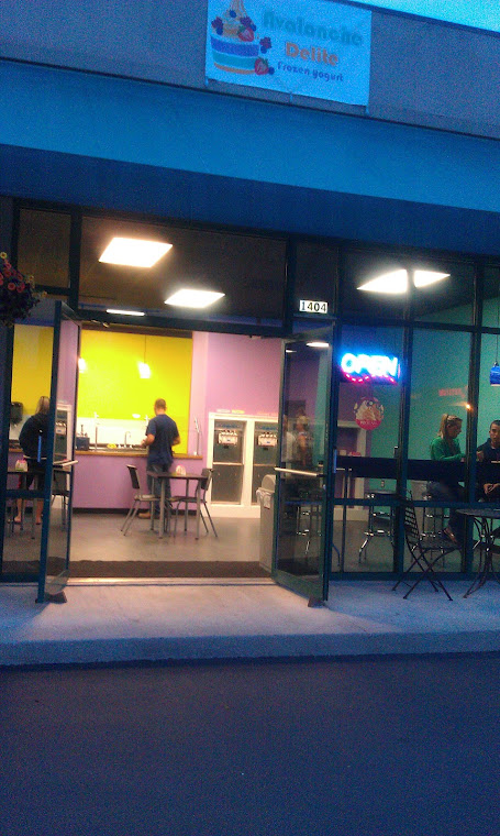 Enumclaw Frozen Yogurt